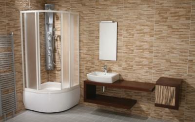 Rekonstrukce koupelny krok za krokem - na co je třeba myslet?