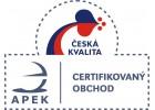 WellMall s.r.o. získal prestižní certifikát APEK