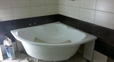 Rekonstrukce koupelny  - je potřeba ohlášení, nebo stavební povolení?