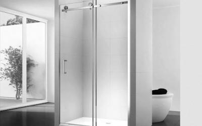 Vybíráme sprchové dveře do niky – jak postupovat krok za krokem?