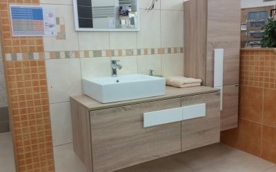 Buďte při zařizování koupelny originální a vsaďte na umyvadlo na desku
