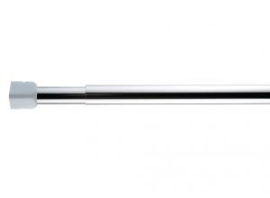 Tyč pro sprchový závěs, teleskopická - chrom 155100