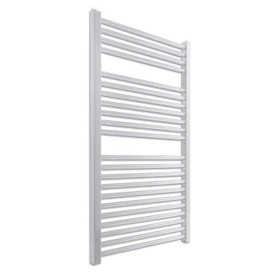 PRIMO-N Koupelnový žebřík (radiátor) - bílý v. 1160 mm, š. 600 mm