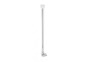 59600 Držák tyče pro sprchový závěs, chrom