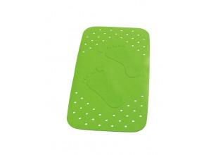 Protiskluzová podložka do vany 38 x 72 cm - zelená