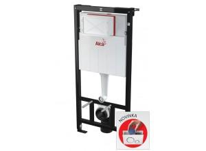 AM101/1120+P169 Sádromodul WC modul s dávkovačem WC tablet, stavební výška 1,12 m