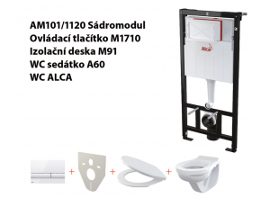 Set 5v1 SÁDROMODUL AlcaPlast AM101/1120