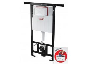 AM102/1120+P169 Jádromodul WC modul s dávkovačem WC tablet, stavební výška 1,12 m