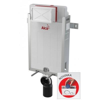 AM115/1000+P169 Renovmodul WC modul s dávkovačem WC tablet, stavební výška 1 m
