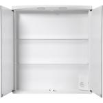 AMPADO 60 Zrcadlová skříńka - bílá
