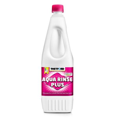 AQUA RINSE PLUS 1,5 L Chemická náplň WC vůně a odmašťovadlo
