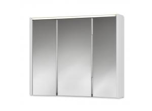 ARBO Jokey Zrcadlová skříńka - bílá/bílá