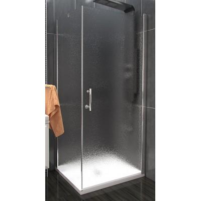 ALFA COMBI 100 x 70 cm Grape Well Luxusní obdélníková sprchová zástěna
