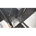 ALFA COMBI 95 x 100 cm Grape Well Luxusní sprchová zástěna