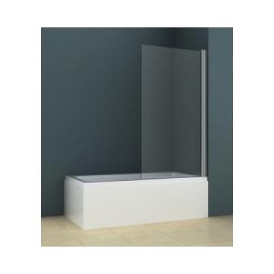 500 chrome clear Arttec jednodílná vanová zástěna