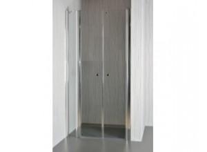 SALOON C1 Arttec Sprchové dveře do niky clear - 86 - 91 x 195 cm