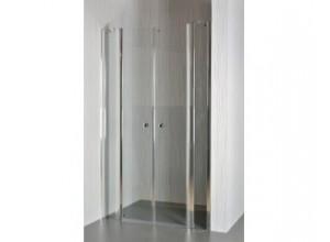 SALOON F4 Arttec Sprchové dveře do niky clear - 117 - 122 x 195 cm