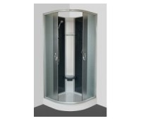 SUNNY STONE Arttec Sprchový box s vaničkou z litého mramoru