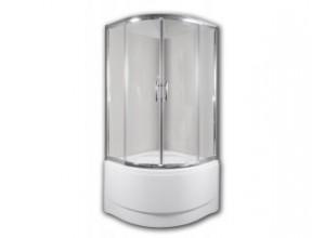 CALYPSO 90 Arttec Sprchový kout s vysokou vaničkou