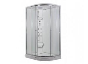 KLASIK Arttec Masážní sprchový box model 5 clear