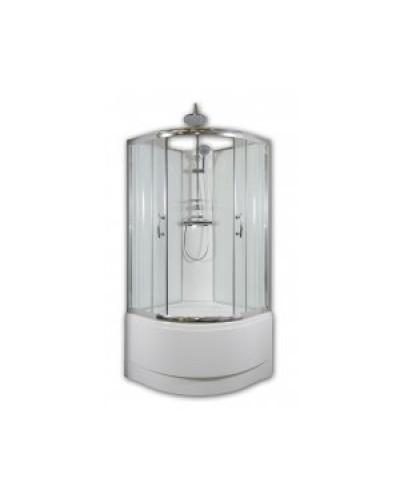 CALYPSO Arttec Thermo sprchový box model 6 clear