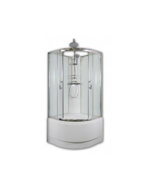 CALYPSO Arttec Thermo sprchový box model 6 chinchila