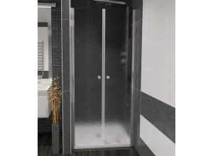 BETA 100 Grape Well Sprchové dveře do niky dvoukřídlé