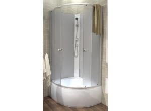 BIANCA 80 High Well Sprchový box s hlubokou vaničkou