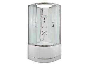 CALYPSO Arttec Masážní sprchový box model 4 clear