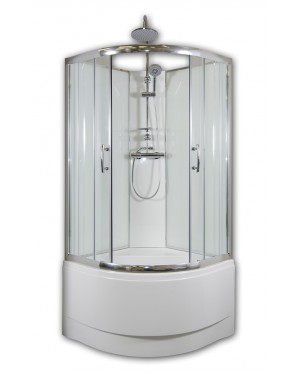 CALYPSO Arttec Thermo sprchový box model 6 clear