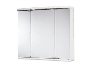 DORO LED Zrcadlová skříňka - bílá
