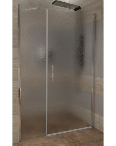 GAMA 110×190 cm Grape Well sprchové dveře do niky
