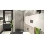 GRENOBLE 110-80 Well Sprchové dveře