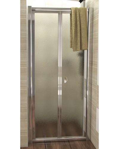 DELTA 110 Grape Well Sprchové dveře zalamovací
