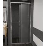 NICOL 130 čiré Well sprchové dveře do niky