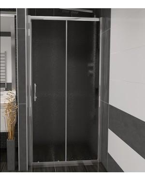 NICOL 100 grape Well sprchové dveře do niky