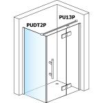 Boční stěna sprchová 100 cm PUDT2P 100 10 44