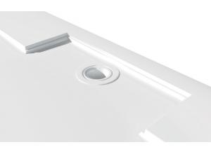Sprchová vanička obdélníková - hladká IRENA 150×100 HI150100
