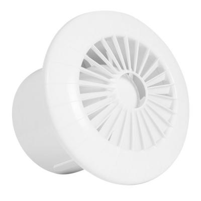 Axiální ventilátor stropní s časovým doběhem AV PLUS 100 TB