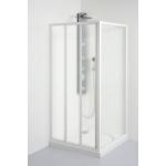 Sprchové dveře posuvné SD 2/100 CHINCHILLA