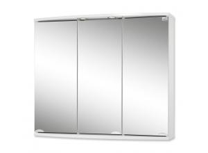 MODENA LED Zrcadlová skříňka - bílá