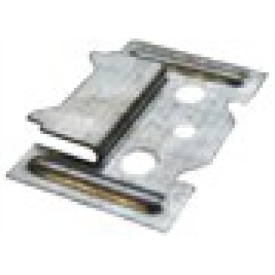D200KU Hopa Montážní klipy 24 x 17 mm s vruty 100 ks v balení