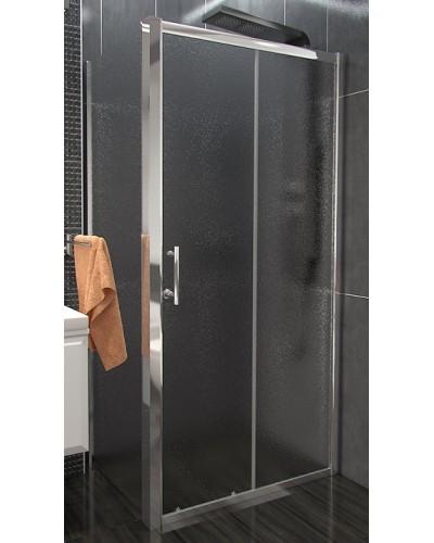 NICOL COMBI 150x80 grape Well sprchová zástěna obdélníková