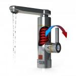 OB 330 Elektrická přímoohřevná vodovodní baterie