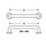 8/300 mm Fénix Madlo univerzální - bílé