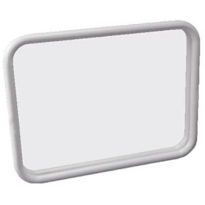 P9 Fénix Zrcadlo sklopné 60 x 45 cm bílá