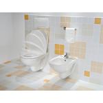 Jika LYRA PLUS H8933853000001 WC sedátko antibakteriální pro WC závěsné SLOWCLOSE