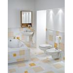 JIKA LYRA PLUS 8.9338.4.300.063.1 sedátko antibakteriální pro WC závěsné vhodné i pro TIGO