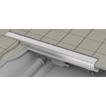 APZ106-750 Liniový podlahový žlab LOW pro plný rošt