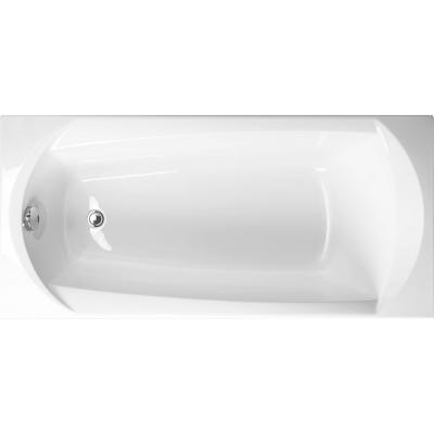 EBONY 160×75 Vagnerplast Vana obdélníková s podporou